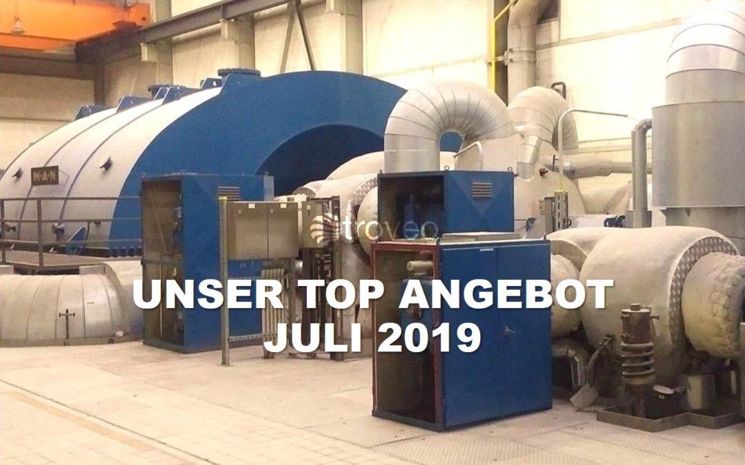 Top-Angebot Juli 2019: Noch in Betrieb befindliches 330 MWel Steinkohlekraftwerk, erst vor 5 Jahren modernisiert und teilweise erneuert