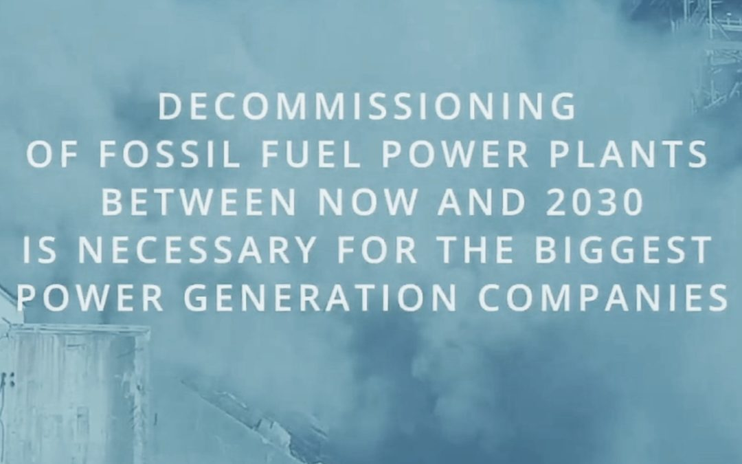 Postponed until 2021: Successful sales case to be presented at the forthcoming Fossil Fuel Power Plants Decommissioning and Demolition Conference, 16. – 17. September in Prague