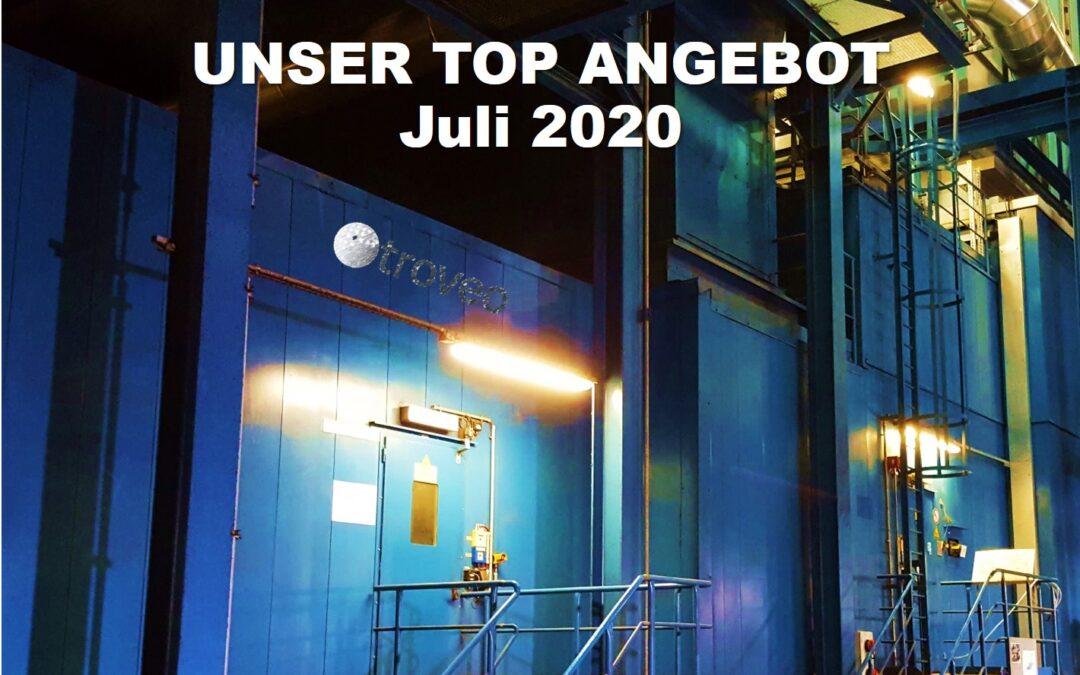 Top-Angebot Juli 2020: 2x 125 MW GE Frame 9E Gasblöcke zur Demontage ab Frühjahr 2021, 50 Hz, 15 Jahre alt
